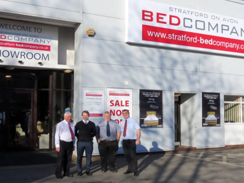 Stratford Bed Company Team