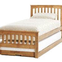 Amelia Honey Oak Guest Bed 01