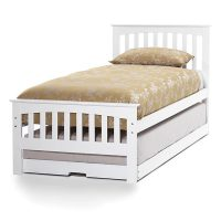 Amelia White Guest Bed 01